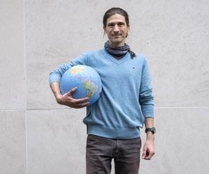 """Alain, 34 ans : """"Comment je suis devenu géographe"""""""