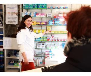 Le quotidien de Maria, pharmacienne en officine