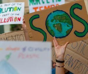 Les élèves-ingénieurs s'engagent pour le climat