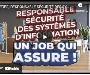 Métiers de l'assurance : Responsable sécurité des systèmes d'information