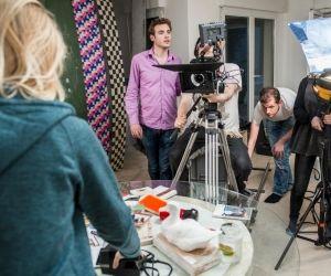 Cinéma et audiovisuel : une formation pour se faire un nom