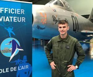 """Alexandre : """"Comment je me prépare à devenir pilote de l'air"""""""