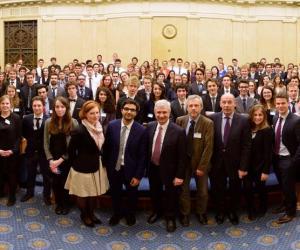 Ces élèves de Sciences po Lille imitent les députés avec le Parlement des Étudiants