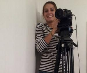 Une jeune diplômée projette son premier film à Bordeaux