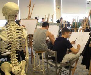 Intégrer une école d'art via une prépa: quelle sélection? Quels débouchés?