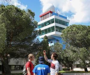 Au cœur de l'École nationale de météorologie de Toulouse