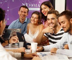 Les formations post-bac de NEOMA BS : des cursus d'excellence pour un monde global, durable et connecté