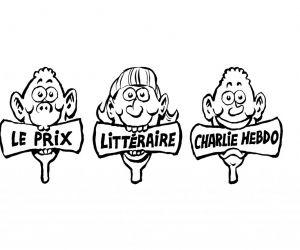 Prix Charlie Hebdo : racontez votre première journée àl'Élysée