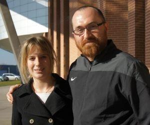 Ma vie d'étudiant à l'école des mines d'Albi–Carmaux : Marie et Jérôme, en 3e année