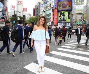 Ma vie d'étudiante à Tokyo : Margaux en troisième année de l'IESEG