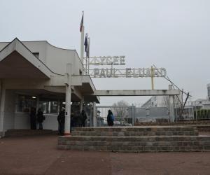"""Lycée de banlieue au top. À Saint-Denis, Paul-Éluard met le décrochage entre """"parenthèses"""""""