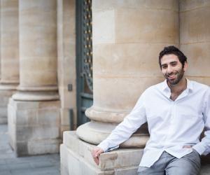 """Yohan, en M1 à Paris-Descartes : """"J'espère poursuivre moncursus jusqu'à la thèse"""""""