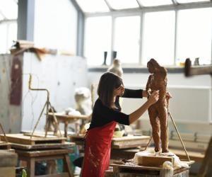 """""""Ma vie en école d'art"""" : des projets conduits en autonomie et du travail encadré"""