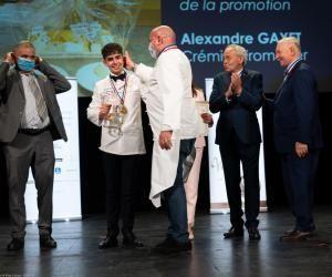 Trophée de l'apprentissage : rencontre avec Alexandre Gayet, plus jeune lauréat national