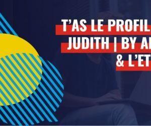 T'as le profil ? avec Judith | by Antémed & l'Etudiant