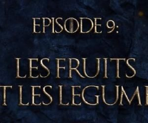 Game of talks: les fruits et les légumes