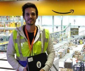 Lorris, ingénieur : comment j'ai été recruté chez Amazon