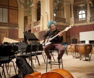 """Théo, lycéen en classe musicale : """"Je me donne à fond dans la musique"""""""
