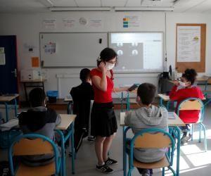 Collèges et lycées : pour la rentrée, deux scénarios envisagés en cas de reprise de l'épidémie