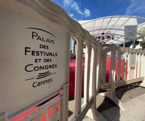 Trois étudiantes en immersion au Festival de Cannes