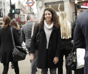 Ma vie d'étudiante à Londres : Nawale, en 3e année de LEA à Toulouse
