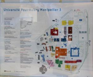 Montpellier 3, une université au cœur de la verdure en mode bohème