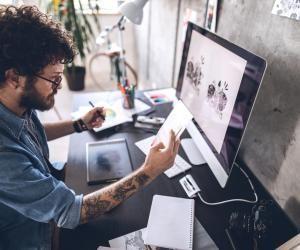 Les études pour accéder aux métiers du graphisme