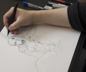 Dessinateur de manga : itinéraire de Shonen, mangaka autodidacte