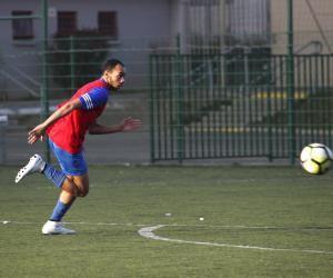 """Malcolm, lycéen en section sportive : """"Le foot me pousse àréussir ma vie !"""""""