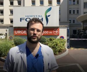 """Les métiers des """"premiers de corvée"""" : Gaëtan, 31 ans, médecin anesthésiste-réanimateur au front durant la vague de Covid-19"""