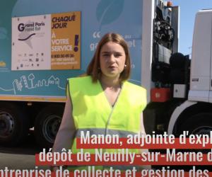 """Les métiers des """"premiers de corvée"""" : Manon, 26 ans, a organisé la collecte des déchets durant le confinement"""