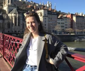 Ariane, un parcours international dès la prépa intégrée à l'Insa Lyon