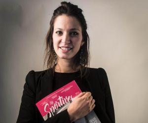 Aurélie Bresson a créé son magazine dédié au sport au féminin