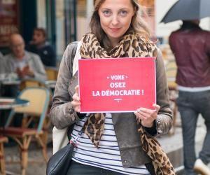 Présidentielle : avec Voxe.org, cette diplômée d'IEP vous aide à comparer les candidats