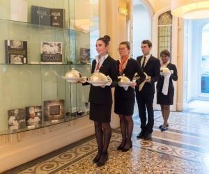 Au cœur de l'Institut Paul-Bocuse : l'excellence à la française
