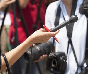 Lettre de candidature en école de journalisme: mettez en avant vos expériences