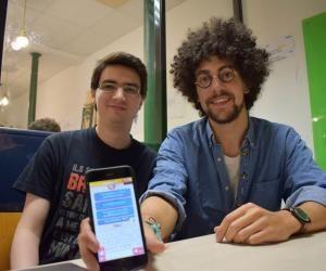Ces jeunes diplômés ont créé un jeu mobile solidaire