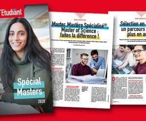 Guide de l'Etudiant - Spécial Masters