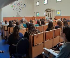 """Sarah-Laure Attias : """"Au lycée de l'Alliance, on consacre beaucoup d'heures à l'accompagnement des élèves"""""""