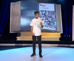 """Mohamed-Iyad Smaïne, meilleur jeune lecteur de France : """"J'aime la sensation de monter sur scène"""""""