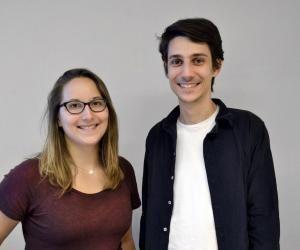 Julie Dautel et Cédric Tomissi : à fond les ballons photovoltaïques !