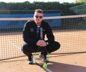 """Antoine, 23 ans : """"Comment je suis devenu prof de tennis"""""""