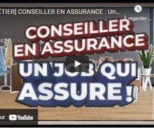 Métiers de l'assurance : Conseiller(ère) en assurance