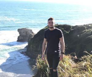 Charles, en stage en Nouvelle-Zélande : road trip aux pays des hobbits