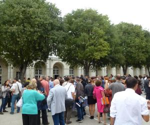 Lycée Thiers à Marseille : dans les coulisses de la salle des profs