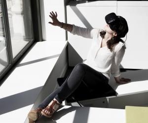 """Cécilia, ingénieure en réalité virtuelle: """"Je ne me suis pas préoccupée des préjugés"""""""