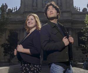 Sophie Ponçot et Sylvain Hamanaka opèrent dans uneclinique juridique à la Sorbonne