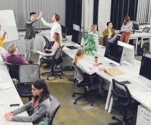 Baromètre l'Etudiant : pour leur futur emploi, l'ambiance et le salaire en tête des priorités des jeunes