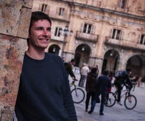 Ma vie d'étudiant à Salamanque : Antoine, en 3e année de médecine à Toulouse