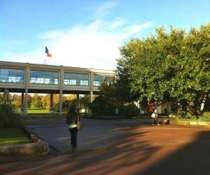 À Caen, un faux air de campus américain